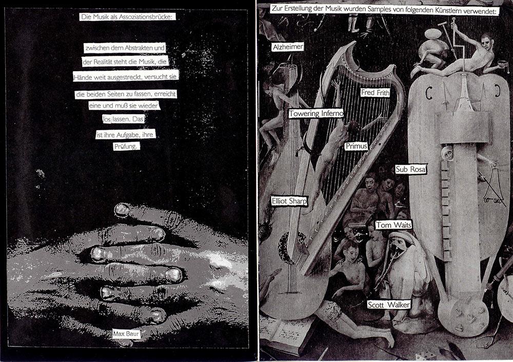 programme page 15-16 (©vogeltanz/entrancexit 1996)