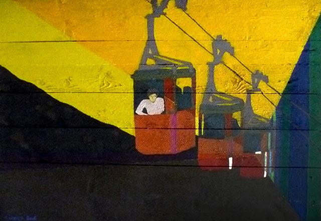 cable car 03 - ménage à trois
