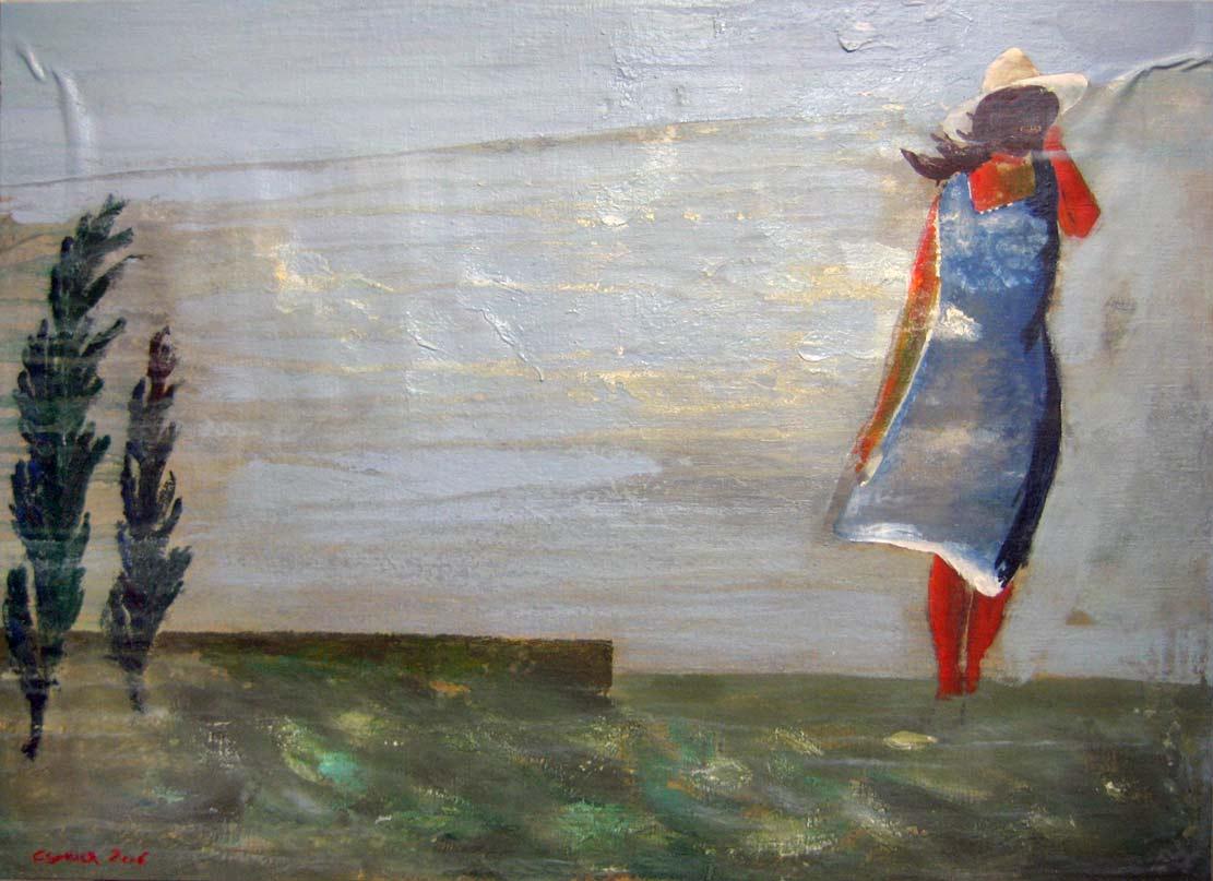 la femme de la mer